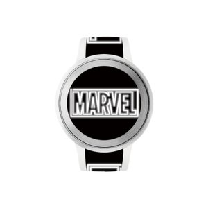 FES Watch U MARVEL Comics 別注モデル (White)|firstflight