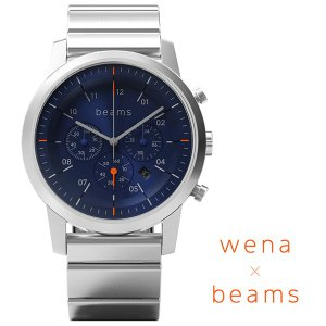wena wrist -Chronograph  beams edition-|firstflight