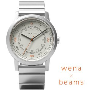 wena wrist -Three Hands beams edition-|firstflight