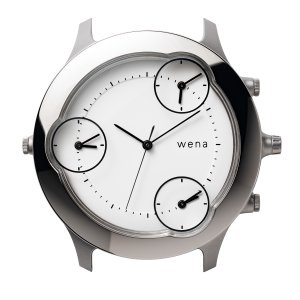 wena Three Hands Silver -Pasadena Edition-|firstflight