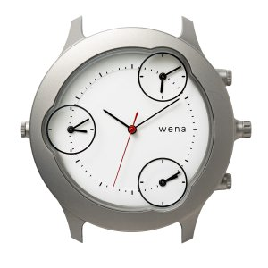 wena Three Hands Silver -Tokyo Edition-|firstflight