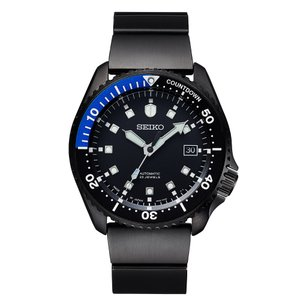 seiko wena wrist pro Mechanical head Premium Black|firstflight
