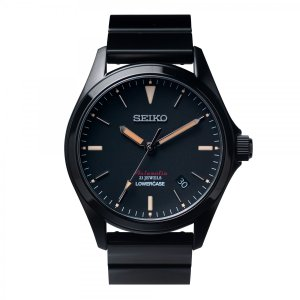 seiko wena wrist pro Mechanical head set Premium Black -LOWERCASE Edition-|firstflight