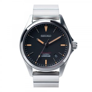 seiko wena wrist pro Mechanical head set Silver -LOWERCASE Edition-|firstflight
