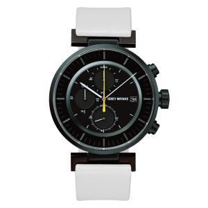 wena wrist leather Chronograph set White -ISSEY MIYAKE Edition-の商品画像|ナビ