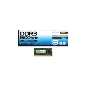 【お取り寄せ】メモリー(ノート用) GH-DWT1600-8GB【8GB】 firstmulti