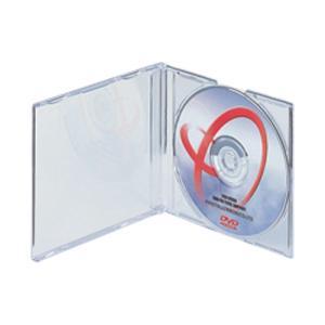 1枚用マキシケース7mm厚 CDケース:20枚|firstmulti