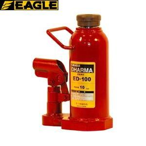 今野製作所(イーグル) ポータブル油圧ジャッキ ダルマー 標準タイプ ED-100