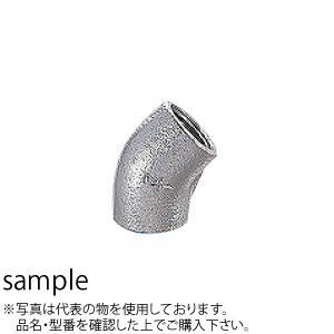 亜鉛メッキ 45゜エルボ 規格:1 :FK0032|firstnet