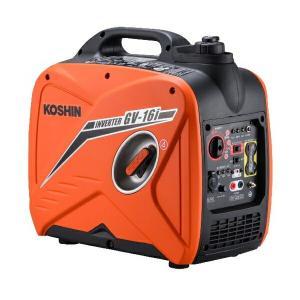 KOSHIN(コーシン) 除雪機・発電機 発電機 インバーター発電機:GV 静かな運転音で使いやすい...