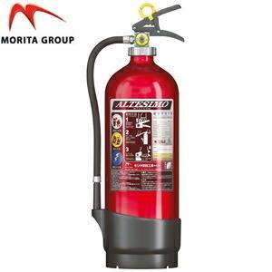 モリタ宮田工業 アルミ製蓄圧式粉末ABC消火器 業務用 アルテシモ MEA20 新規格消火器