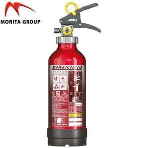 モリタ宮田工業 アルミ製蓄圧式粉末ABC消火器 住宅用 アルテシモ MEA5H