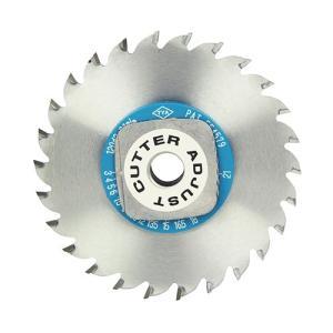 ◆藤原産業 SK11 可変溝切りチップソー 120X26Pの商品画像 ナビ