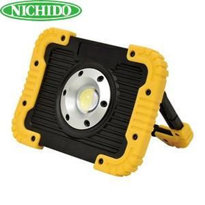 日動工業 充電式LEDフラットスタンドライト LFS-10CH-SP  スポットタイプ【在庫有り】[FA]|firstnet