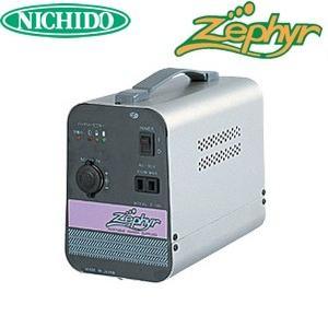 日動工業 ポータブル電源 Z-130 バッテリー内蔵AC100V/DC12V出力(屋内型) 【在庫有り】[FA]|firstnet