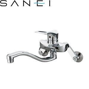 三栄水栓(SAN-EI) K1712A-13 シングル混合栓|キッチン用 COULE 節水水栓 :SB6556|firstnet