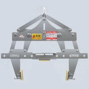 サンキョウトレーディング 石材吊 450K コンクリート柵板・石材吊りクランプ :1台|firstnet