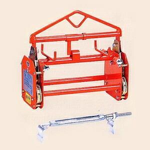サンキョウトレーディング マシンバイス 内吊 BOX-S コンクリートU字溝吊りクランプ :1台 【在庫有り】[FA]|firstnet