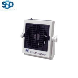 シシド静電気 BF-X2ZB-V2 送風除電装置 ウィンスタット 薄型軽量ファンタイプ|firstnet