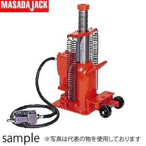 マサダ製作所 エアートラックジャッキ APJ-250 スプリングリターン付|firstnet