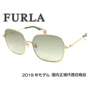 a09b094428e4 フルラ FURLA サングラス ジャパンフィット SFU290J-0594 国内正規品 2019年モデル