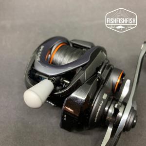 ベイトリール用ラインストッパー FISH A GOGO釣具店オリジナル商品  金属部に強い力を加える...