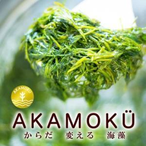 健康海藻、あかまのアカモク!ミニパック30g×3セット|fishermanjapan