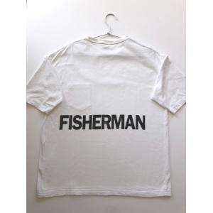 FISHERMAN ビッグシルエットT fishermanjapan