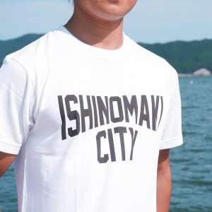 ISHINOMAKI-CITY Tシャツ fishermanjapan