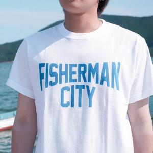 FISHERMAN-CITY Tシャツ fishermanjapan