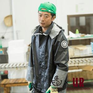 FISHERMAN JAPAN × URBAN RESEARCH マリンブルゾン/漁師ウェア/マリンウェア/漁師合羽/水産合羽|fishermanjapan