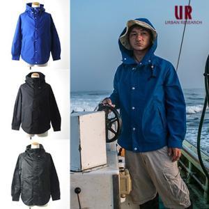 URBAN RESEARCH × FISHERMAN JAPAN シーパーカー/漁師ウェア|fishermanjapan