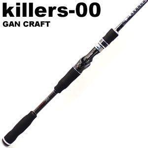 13'キラーズ-00 KG-00 4-760MH ダークマター killers-00|fishing-game