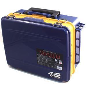 VS-3080 (ネイビー×イエロー) スペシャルカラー 明邦 限定|fishing-game