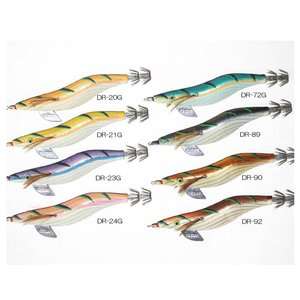 YO-ZURI アオリーQ デプスレンジカラー(Depth Range) 3.5号【メール便可】|fishing-inomata