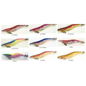 YO-ZURI アオリーQ 無限流カラー 3.5号【メール便可】|fishing-inomata