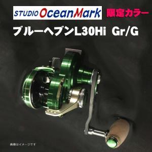 スタジオオーシャンマーク ブルーヘブンL30Hi Gr/G fishing-inomata