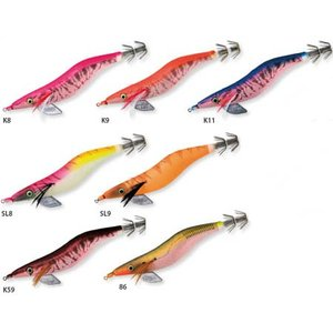 YO-ZURI アオリーQ 大分型布巻 4.0号 A998【メール便可】|fishing-inomata