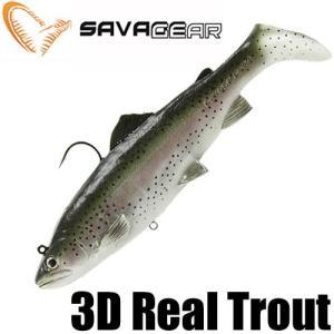 """サベージ ギア 3D リアル トラウト 5""""3D Real Trout"""