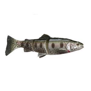 """サベージ ギア 3D ライン スルー トラウト 6インチ 3D Line-Thru Trout 6"""""""