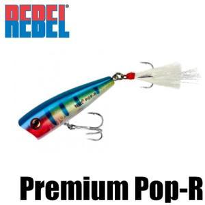 Rebel : Premium Pop-R  □モデル  : P60E □サイズ  : 2.5 in...