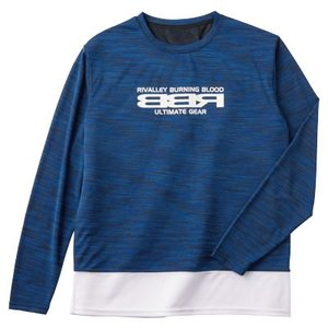 リバレイ RBB ドライングTシャツ ネイビー ■カラー:ネイビー ■サイズ:M/L/LL/3L ■...