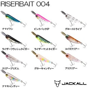 ジャッカル ライザーベイト 004 (ソルト ...の関連商品3