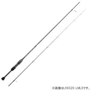 天龍 テンリュウ ルナキア LK632S-LMLS (ヒラメ・マゴチルアー ロッド)【送料無料】