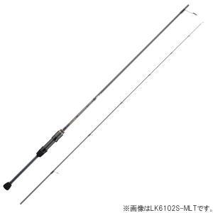 天龍 テンリュウ ルナキア LK6102S-MLT (ヒラメ・マゴチルアー ロッド)【送料無料】