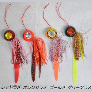 (最大25倍!11/18まで店内ポイントアップ中!) お買得品 遊動式タイラバ GSKスライド 60g (鯛ラバ)|fishing-you