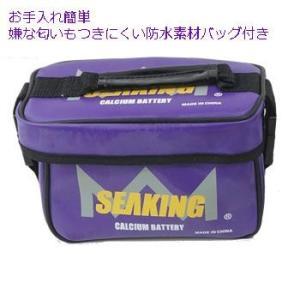 シーキング メンテナンスフリー バッテリー 12V8Ah 電動リール 魚探 用 シールドバッテリー (釣り具)|fishing-you|03