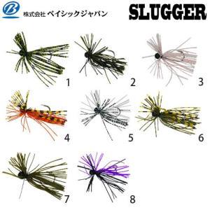 ラバージグ スモールラバージグ 2.5gSLUGGER 《在庫限り》 (釣り具)|fishing-you
