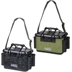 PROX プロックス EVAタックルバッカン ロッドホルダー付 ■サイズ:40 ■ロッドホルダーを含...