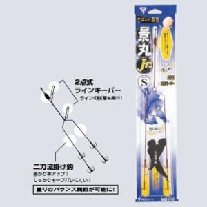 【8%OFFクーポン対象店舗】がまかつ ヤエンの忍者 景丸Jr S IK-021